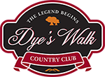 Dye's Walk Country Club logo